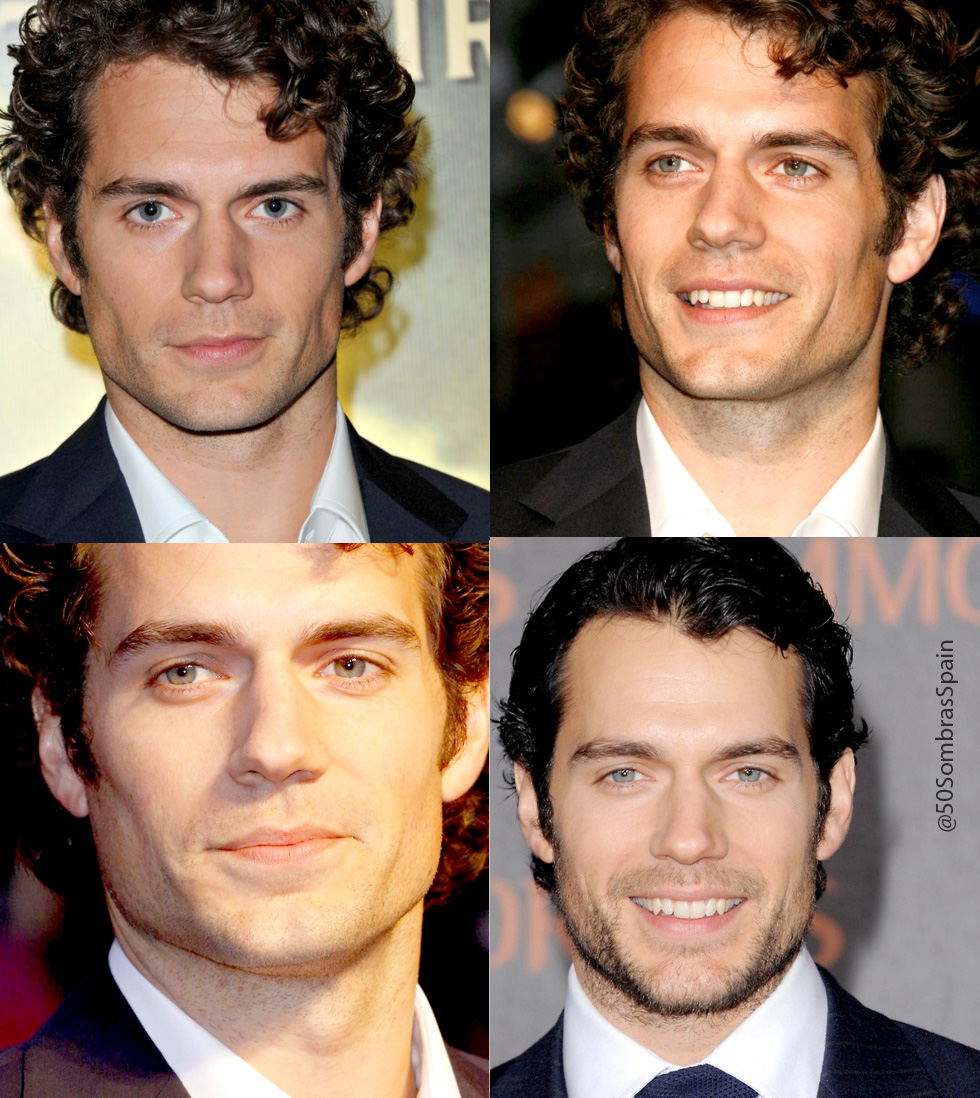 Henry Cavill as Christian Grey 2