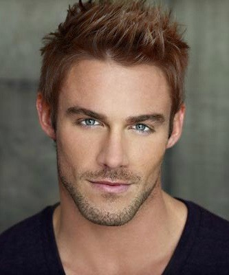 Jessie Pavelka as Christian Grey