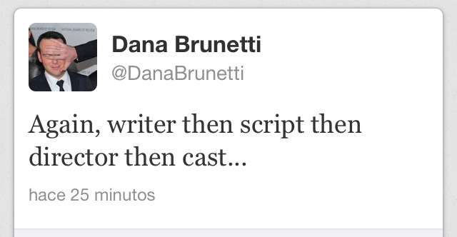 Dana Brunetti about Fifty Shades