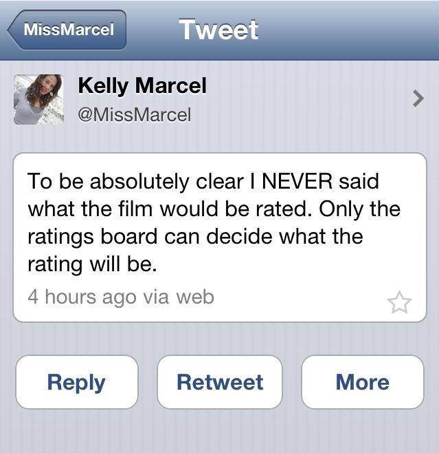 Kelly Marcel script guion