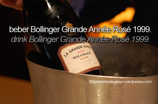 Propositos 50 Sombras Bollinger