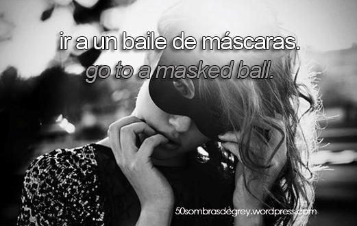 Propositos 50 Sombras Mascaras