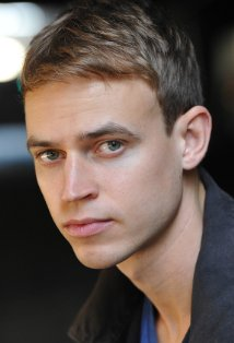 Erik Odom as Christian Grey