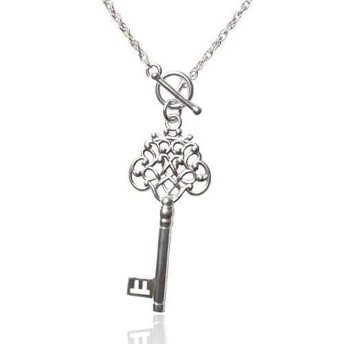 Fifty Shades Key necklace