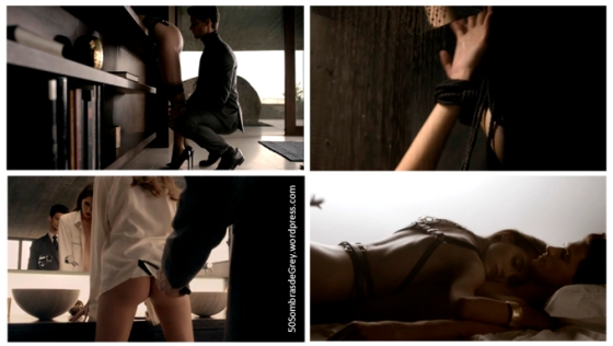 GQ 50 Sombras Fashion Film