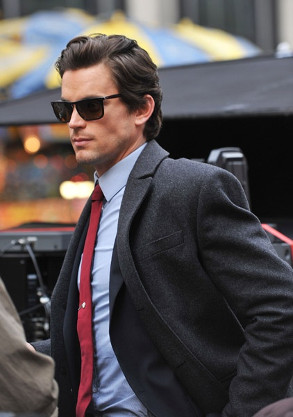 Matt Bomer Christian Grey