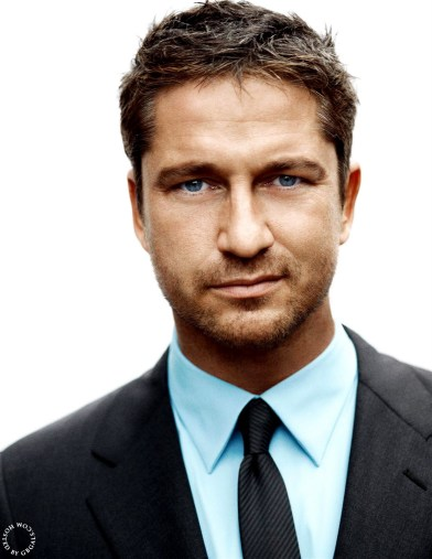 gerard_butler as Christian Grey