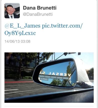 Brunetti Universal Studios L.A.