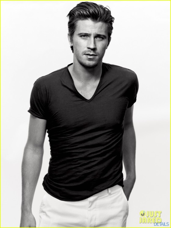 Garrett Hedlund as Christian Grey