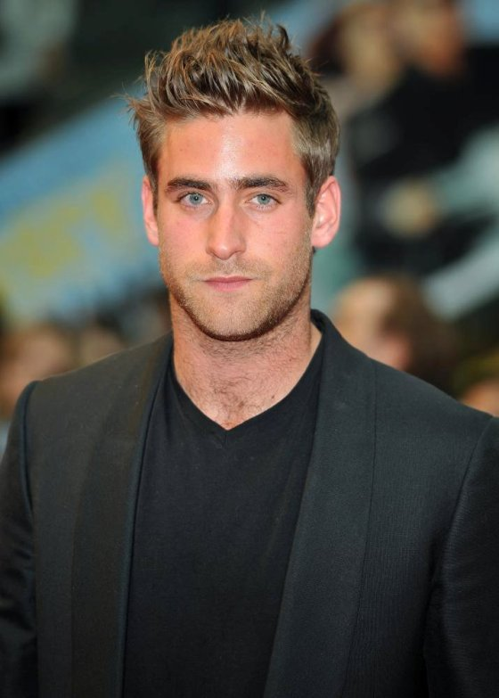 Oliver Jackson-Cohen as Christian Grey