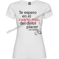 Camiseta 50 S0mbras