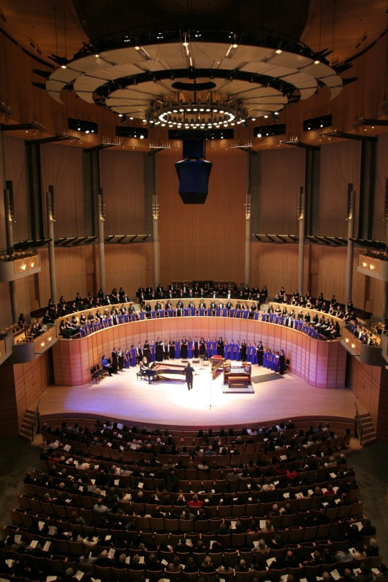 Chan centre