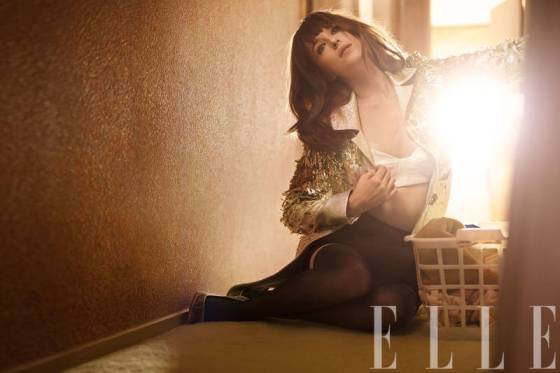 Dakota Johnson Elle USA marzo 14 3